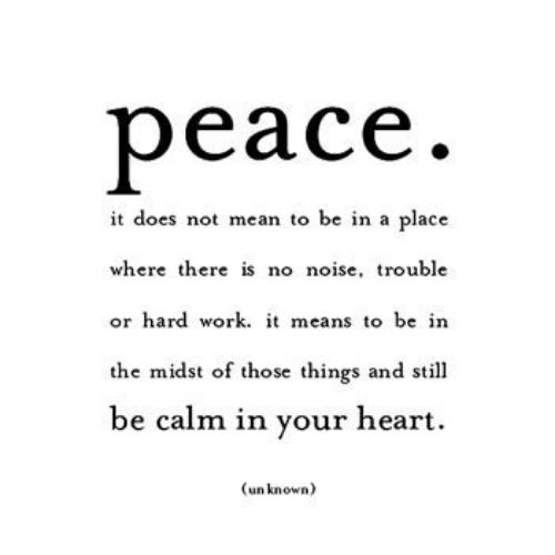 PeaceQuote