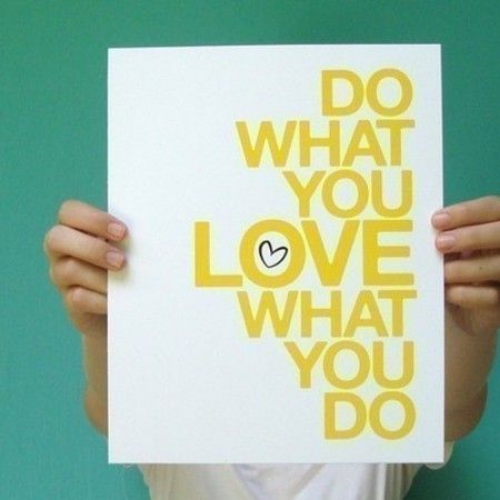 Do-what-you-love-what-you-do